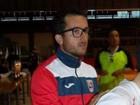 Alessandro Morelli la novità per la panchina Juniores