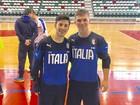 Vezzani e Ferrari convocati con la nazionale under 21